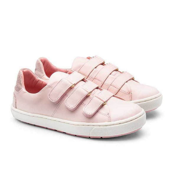 Tênis infantil Sheep Shoes by Gambo Blush (Rosa bebê) 3 Velcros