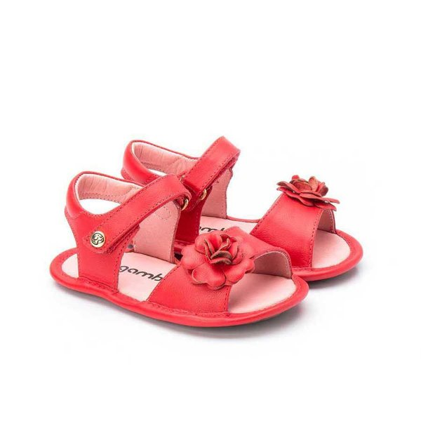 Sandália Infantil Sheep Shoes by Gambo Poppy Flor