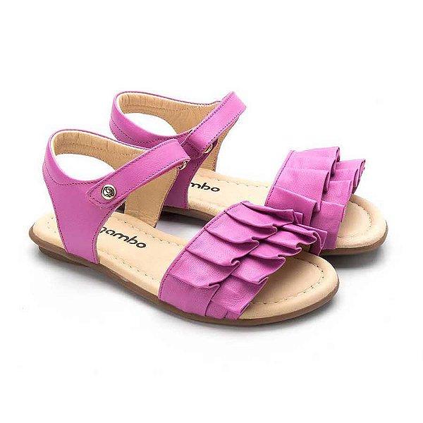 Sandália infantil Sheep Shoes by Gambo Primavera