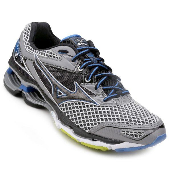 TÊNIS MIZUNO WAVE CREATION 18 - MASCULINO - Net Sport Shoes - Frete ... fbdfba38f1acf