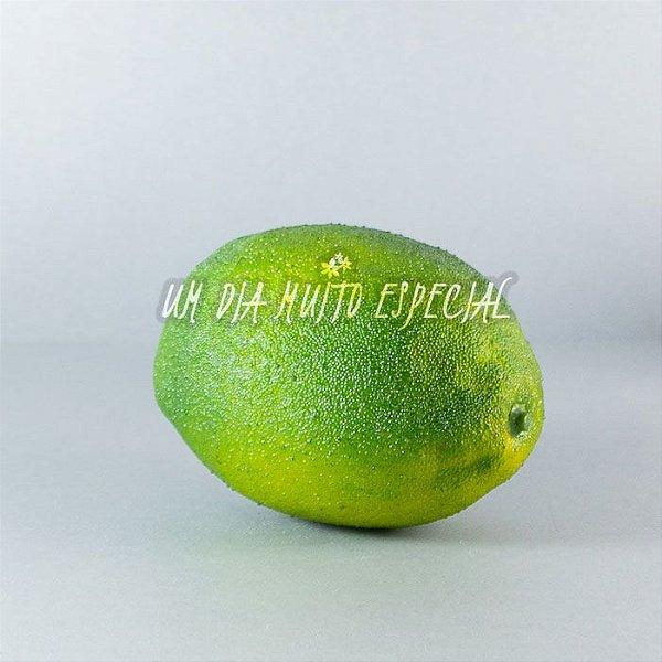 Limão Artificial Tamanho Natural