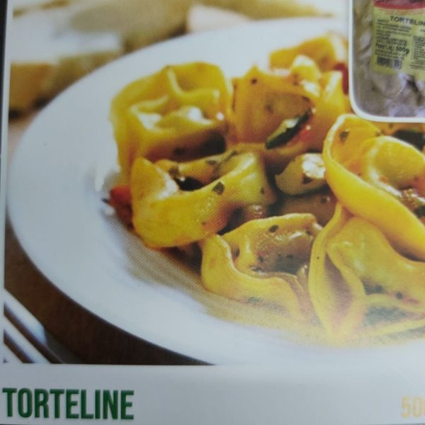 TORTELINE 500g