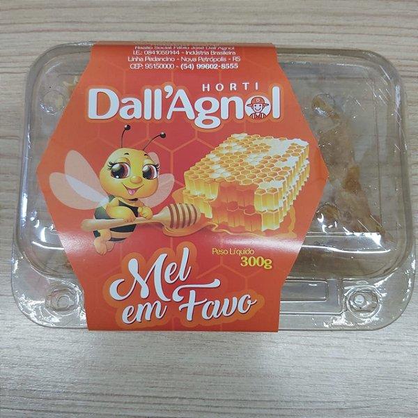 Mel puro em Favo - 300 gramas