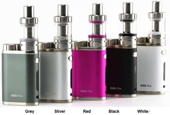 Kit iStick PICO 75W TC c/ Melo 3 - Eleaf