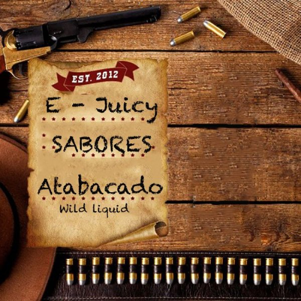 Líquido Atabacado - E- juicy