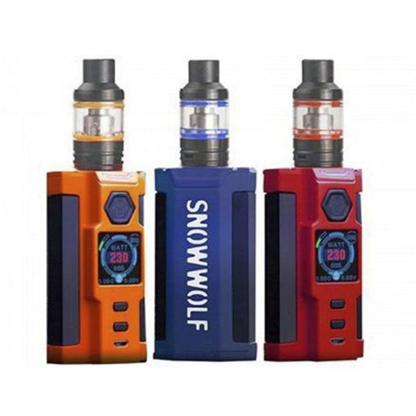 Kit SNOWWOLF TC Starter 230W - VFENG