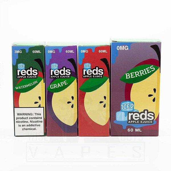 Líquido Reds Apple