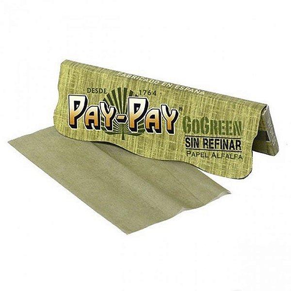 Seda Pay-Pay Go Green de Alfalfa King Size