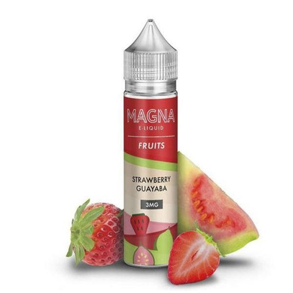 Líquido Fruits ( Strawberry Guayaba ) - Magna 60ml