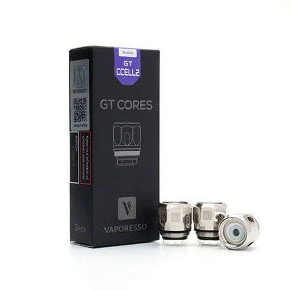 Resistência ( Bobina ) para GT Cores - GT CCELL2 - Vaporesso