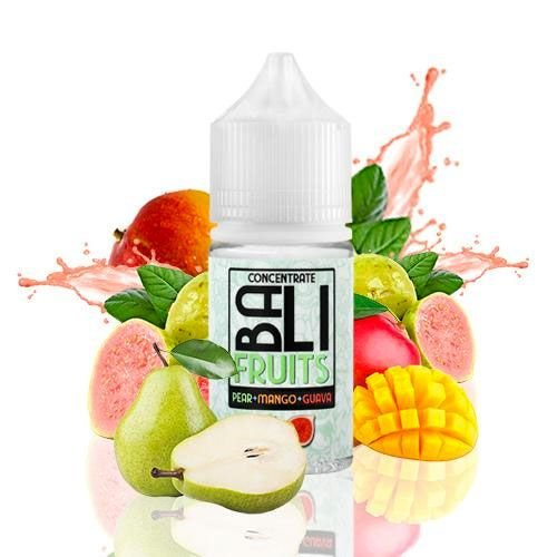 Liquido Kings Crest Bali Fruits Nic Salt