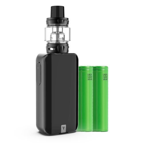 COMBO Kit LUXE 2 220w Tanque NRG-S - Vaporesso + 2 Bateria/Pilha 18650