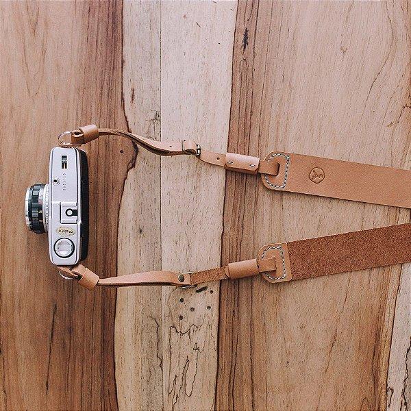 Alça máquina fotográfica de Couro Beatnik & Outsider – Nü [Tiragem Limitada]