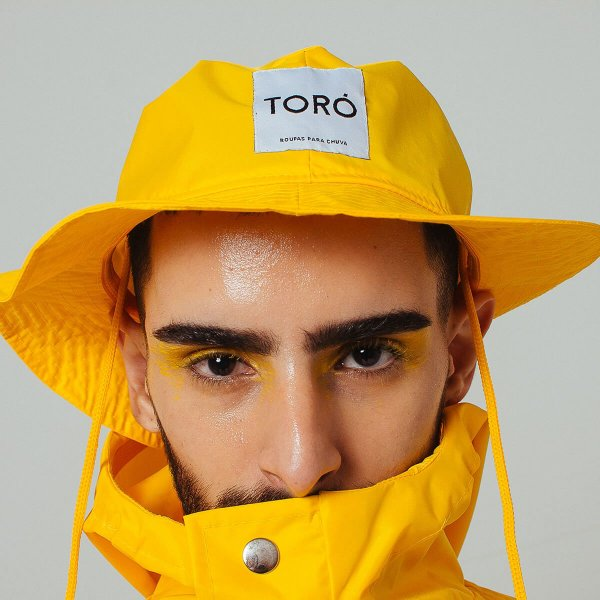 Chapéu - Toró - Amarelo