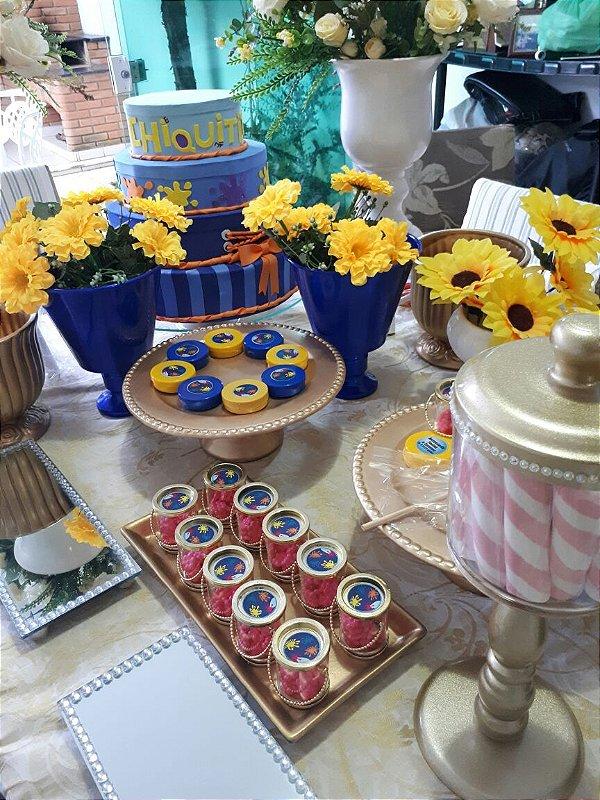 Lembrancinhas - doces personalizados para festas