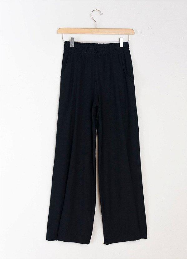 Calça Pantalona Básica