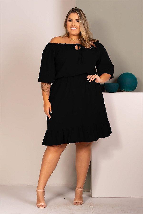 Vestido Monalisa Black