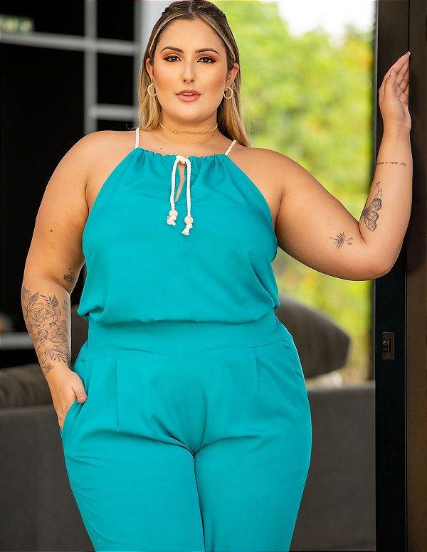 Blusa Catarina Plus Size