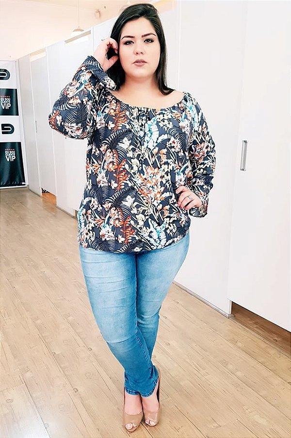 Blusa Encanto Plus Size