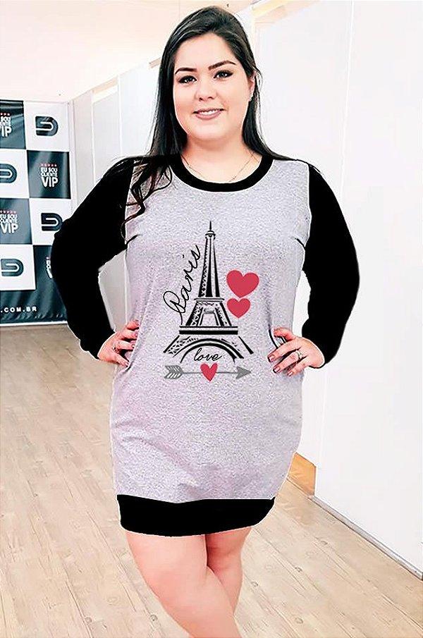 Vestido Paris Mullet Plus Size