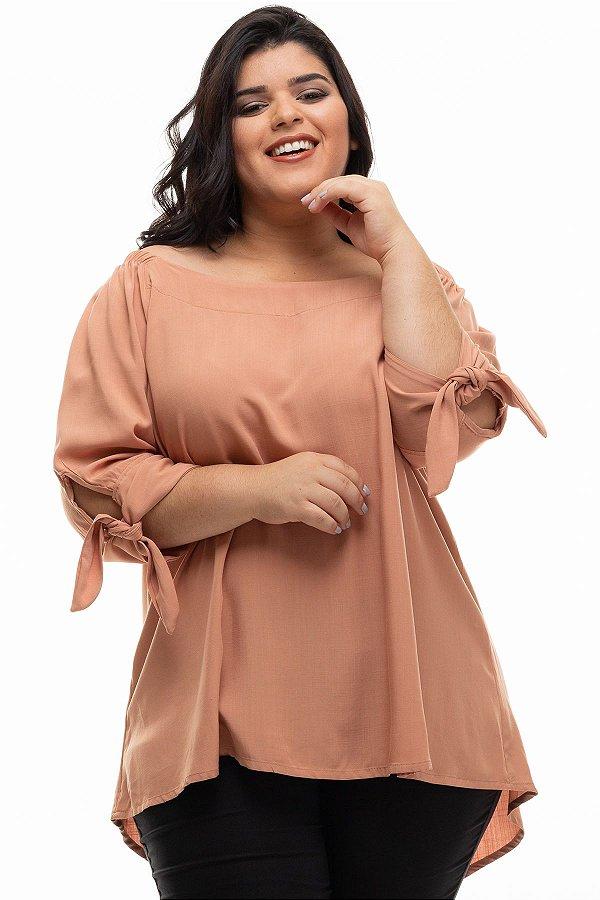 Blusa Clear Plus Size