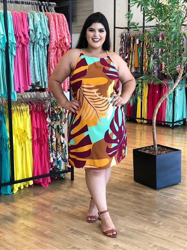 Vestido Puerto Rico Plus Size