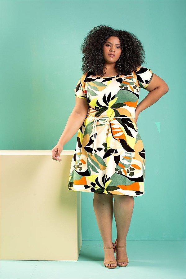 Vestido Super Flow Plus Size