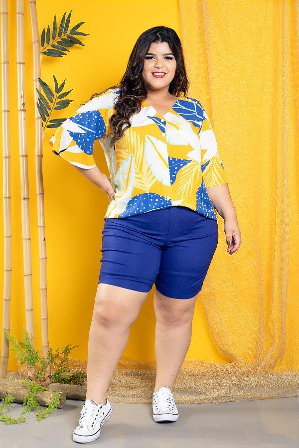 Camisa  Yellow Blue