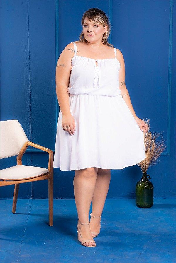 Vestido Reveillon de Alcinha com Forro Plus Size