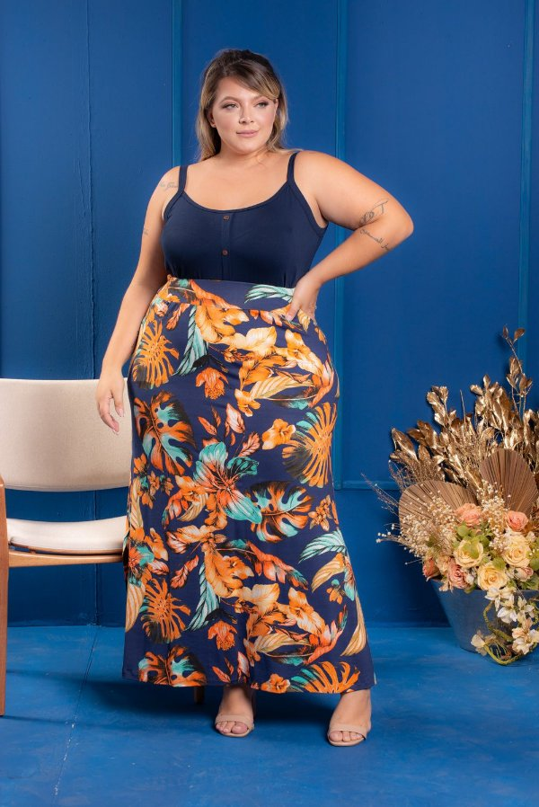 Saia Flex Plus Size