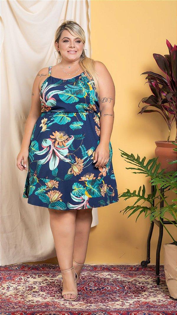 Vestido Alegria Plus Size