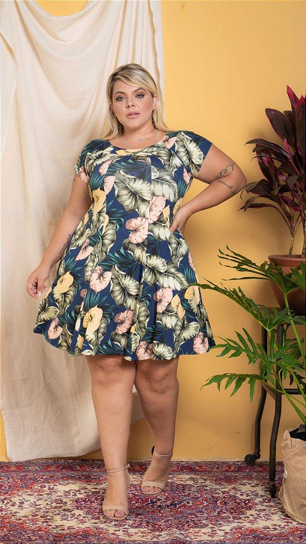 Vestido Simpática Plus Size