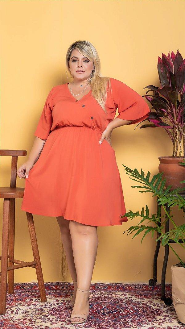 Vestido Valente Plus Size