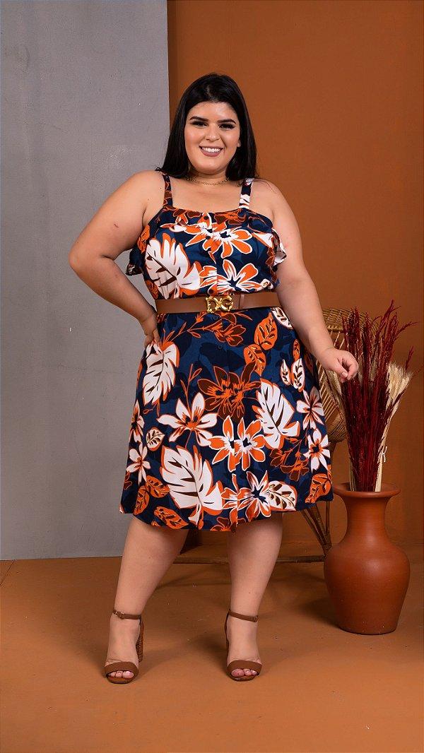 Vestido Swift Plus Size