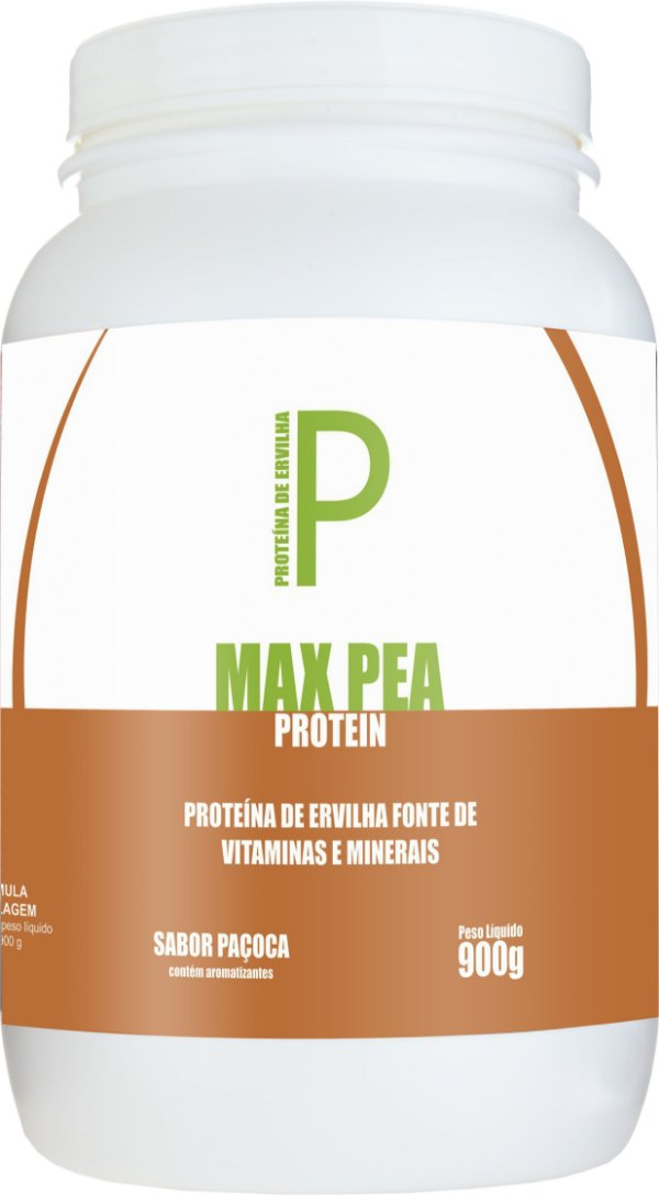 Max Pea Protein - Paçoca