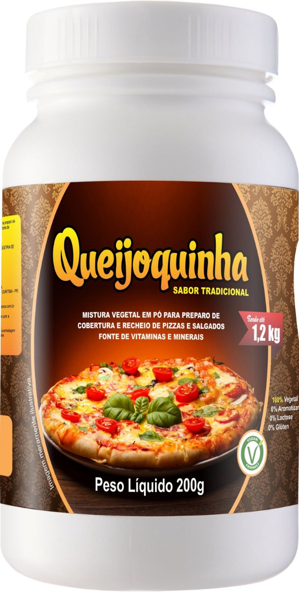 Queijoquinha Tradicional - Natural Science - 200g