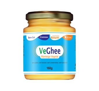 Veghee Manteiga Vegana sem sal - Natural Science - 160g