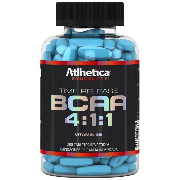 BCAA Recovery 4:1:1- 200tb - Athletica