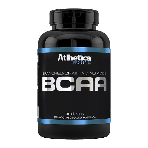 BCAA Pro Series 200 Cap - Athletica