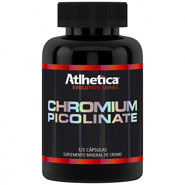Chromium Picolinate 120 Cap - Athletica