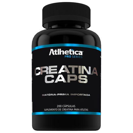 Creatin Pro Series 200 Caps - Athletica