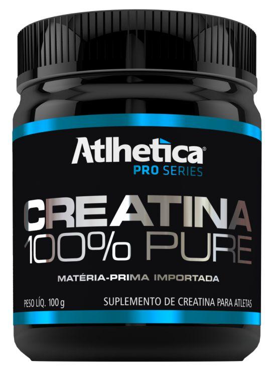Creatiana Pro Series 100% - 100g - Athetica