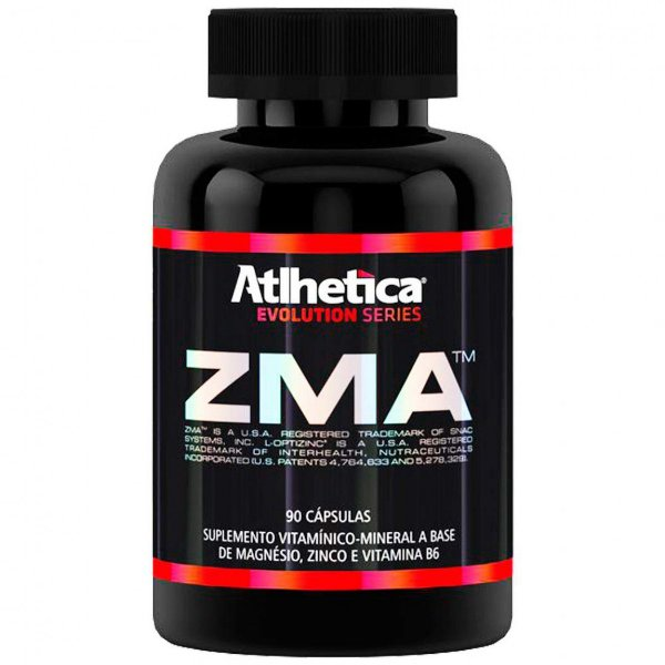 ZMA 90 Caps - Athletica