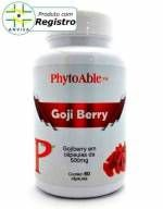Goji Berry 500mg - Phytoable