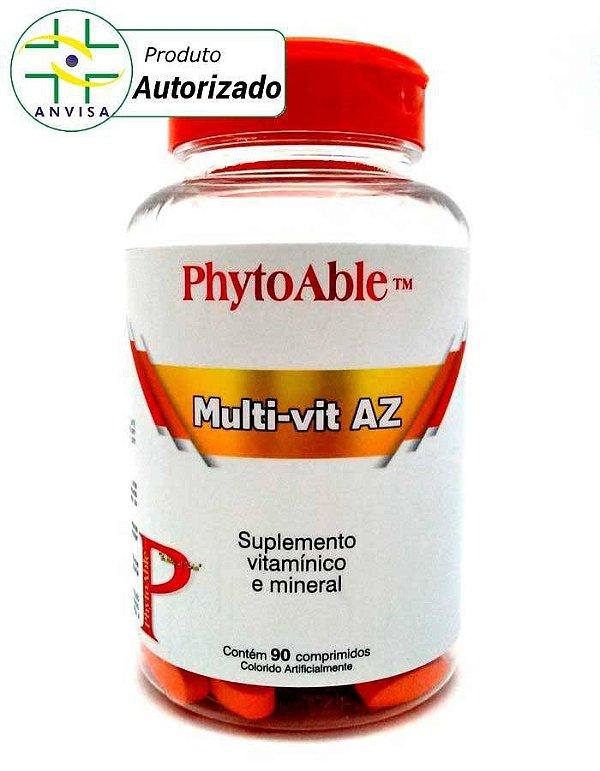 Multi Vit AZ - PhytoAble 90 Caps
