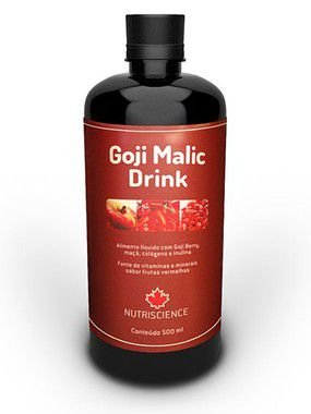 Goji Malic Drink - Nutriscience - 500ml
