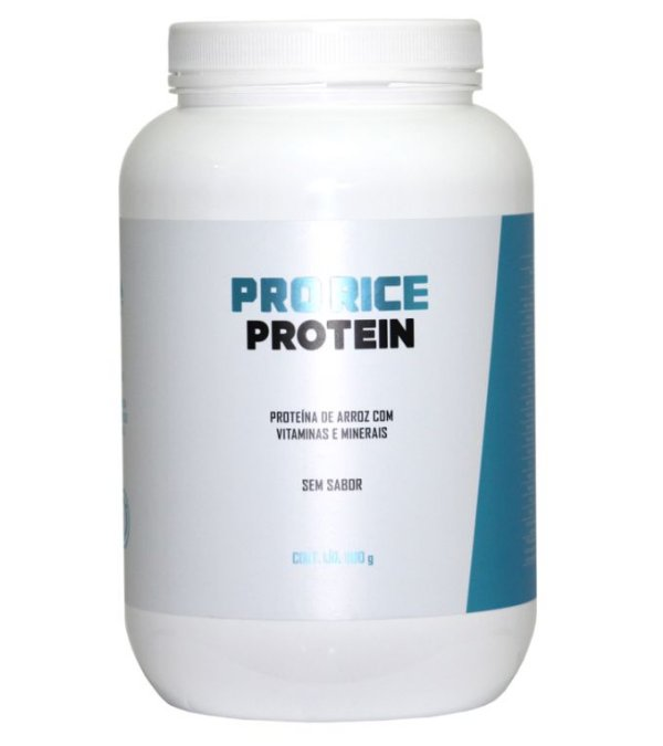 Pro Rice Protein Sem Sabor - Provitality - 900g