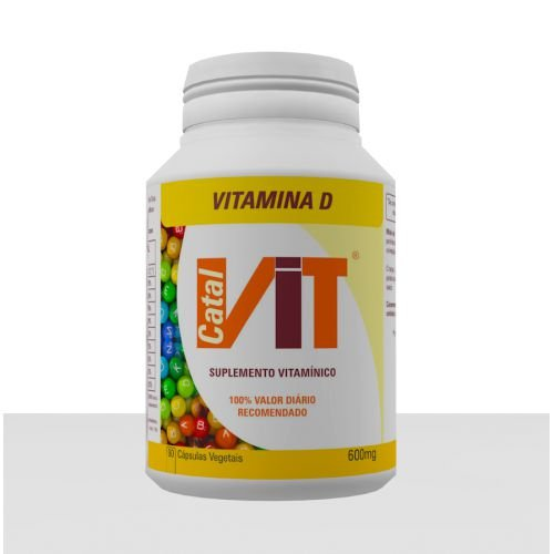 CATALVIT - VITAMINA D  - 90 Cáps