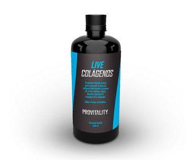 Live Colágenos - Provitality - 500ml