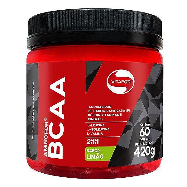 AMINOFOR BCAA (420g) LIMÃO